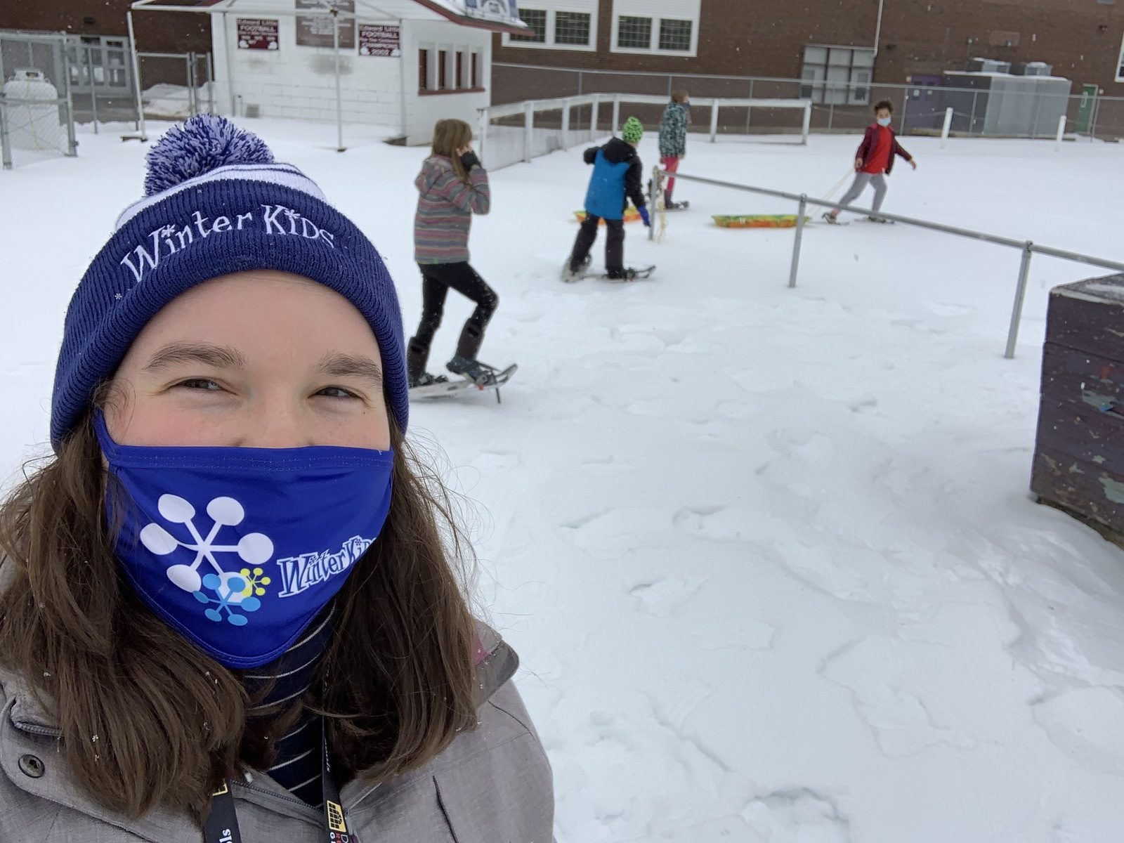 3rd Grade Walton Elementary School Week 4 Winter Games 2021 Moment of the Week