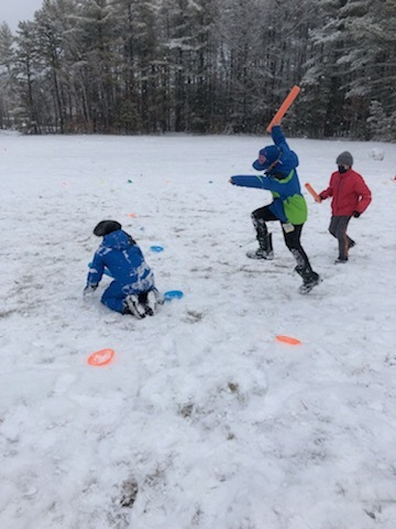 5th Grade Waterboro Week 3 Winter Games 2021 Moment of the Week