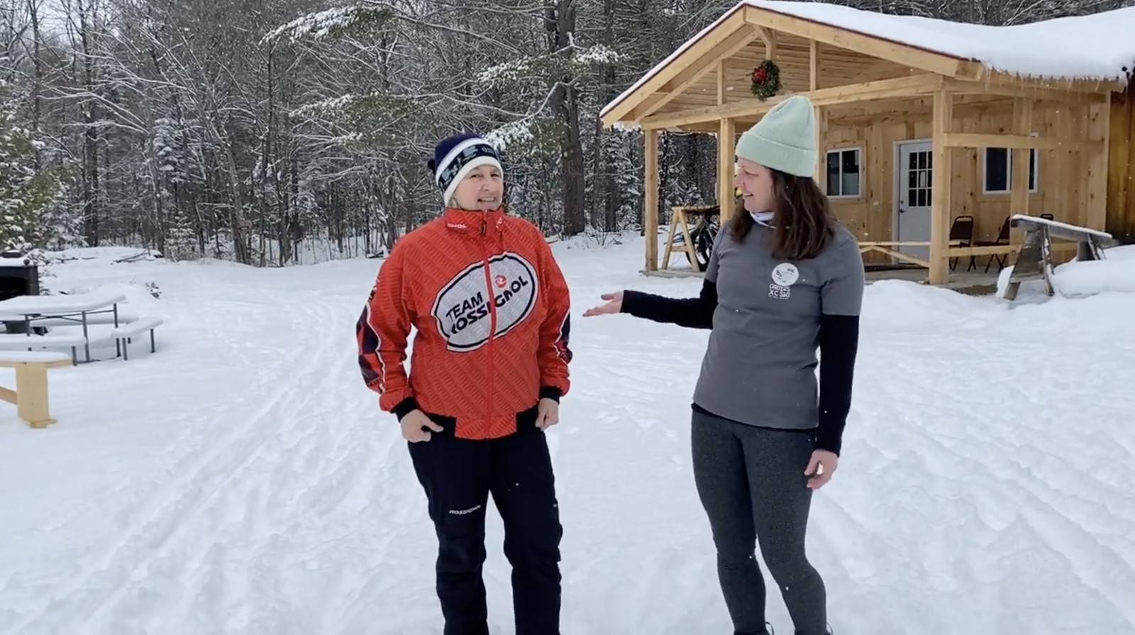 Ann & Jess Carter Talk About Why Carters XC Ski Supports WinterKids