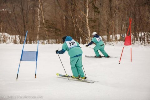 WinterKids fundraiser at Titcomb Mountain on Feb. 14