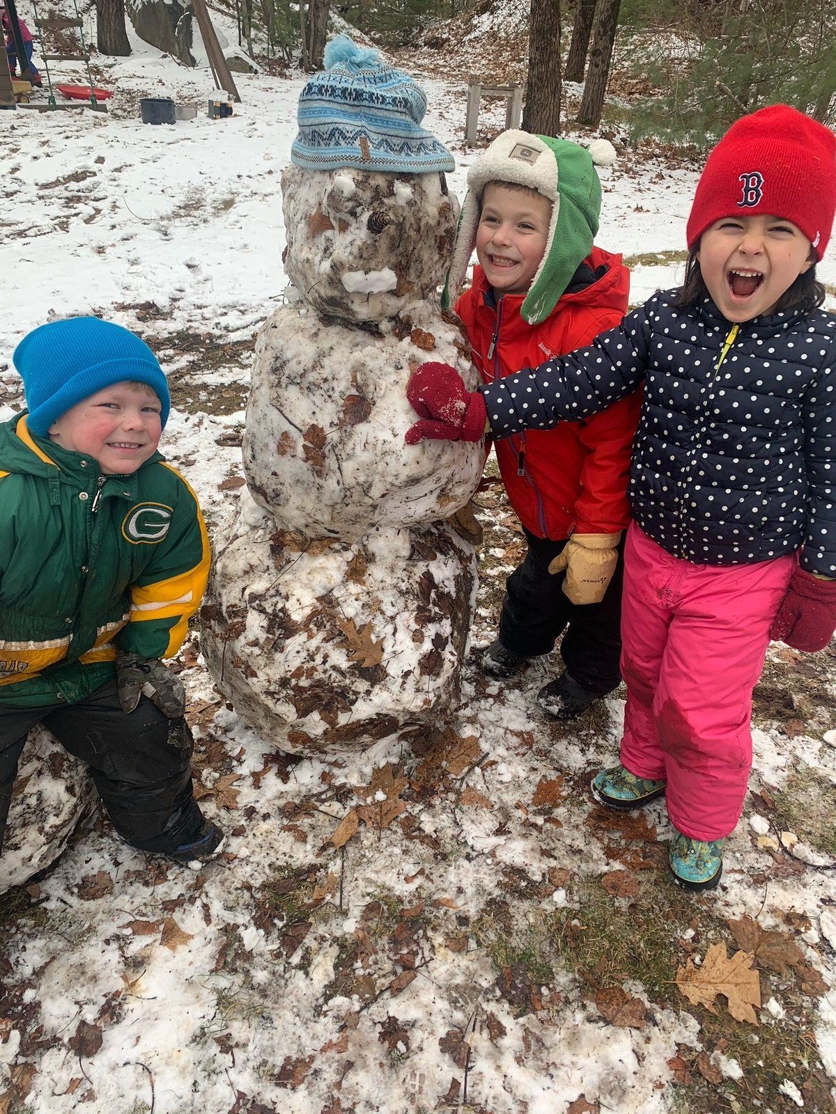 PreK Laugh Learn 3 Week 3 Winter Games 2021 Moment of the Week