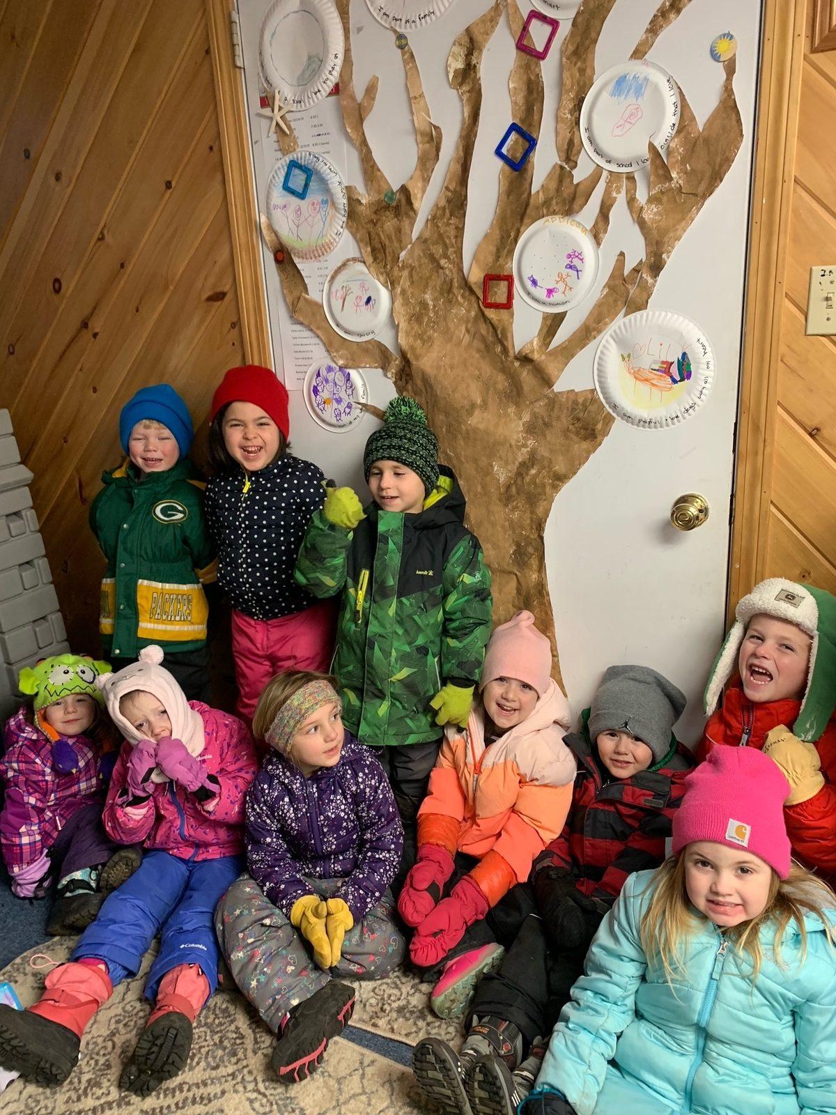 PreK Laugh Learn 7 Week 3 Winter Games 2021 Moment of the Week