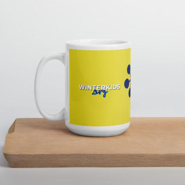 YELLOW WinterKids mug 15oz cutting board 6035345fab6d9