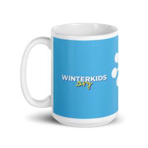 white glossy mug 15oz handle on left 60352a8bbf99b