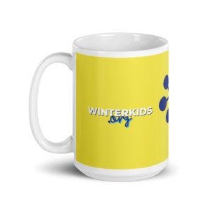 white glossy mug 15oz handle on left 60352da86e0f4