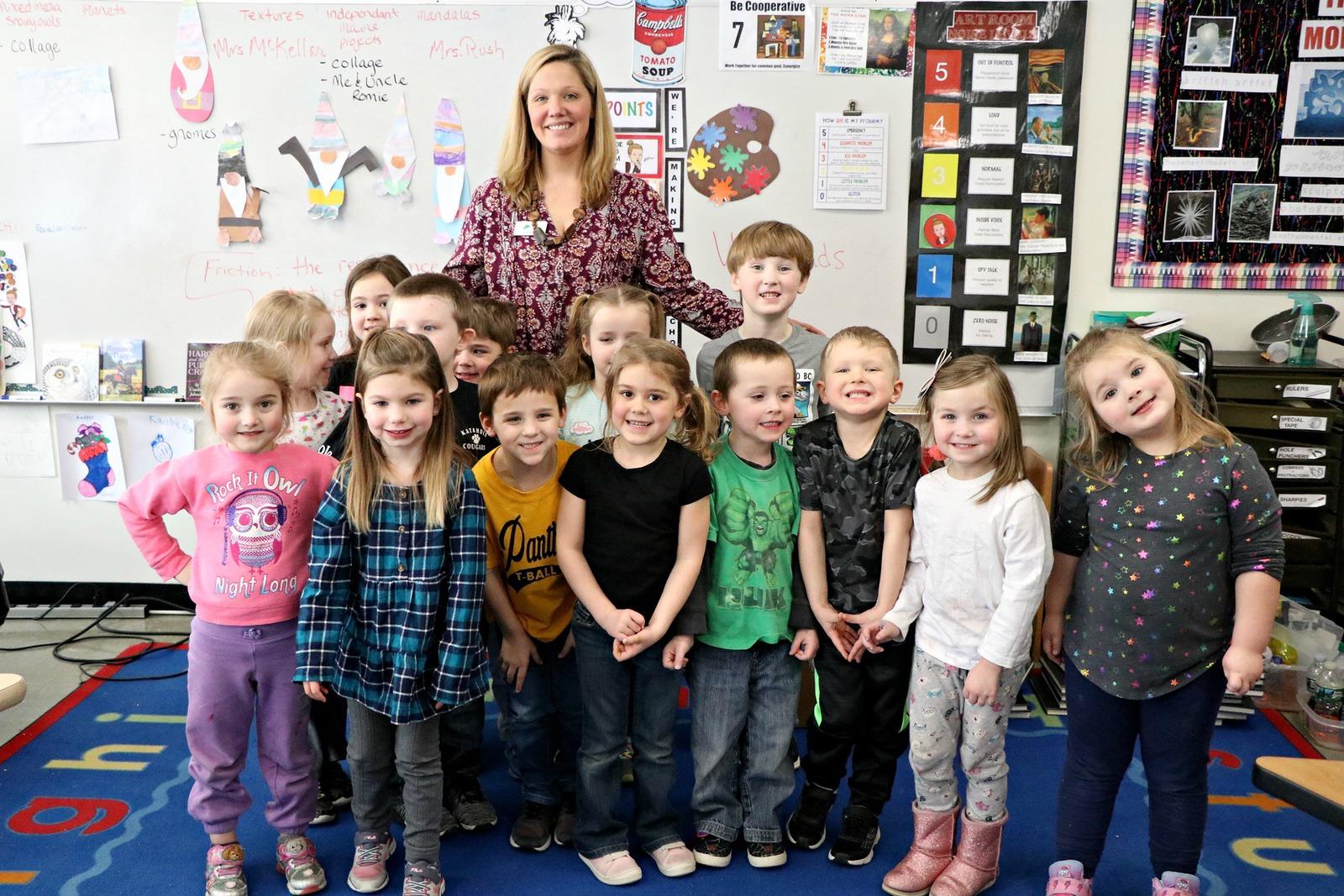 Kayla Rush the Kids