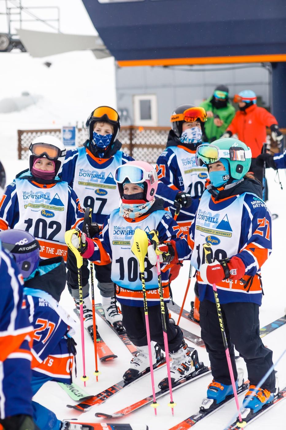 WinterKids Downhill 24 2021 SDP 2662