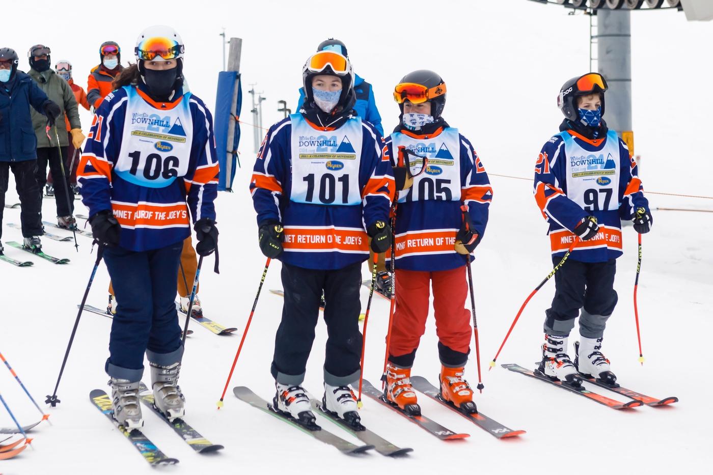 WinterKids Downhill 24 2021 SDP 2690