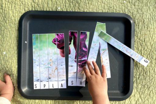 B WinterKids Spring Fun Puzzles 7