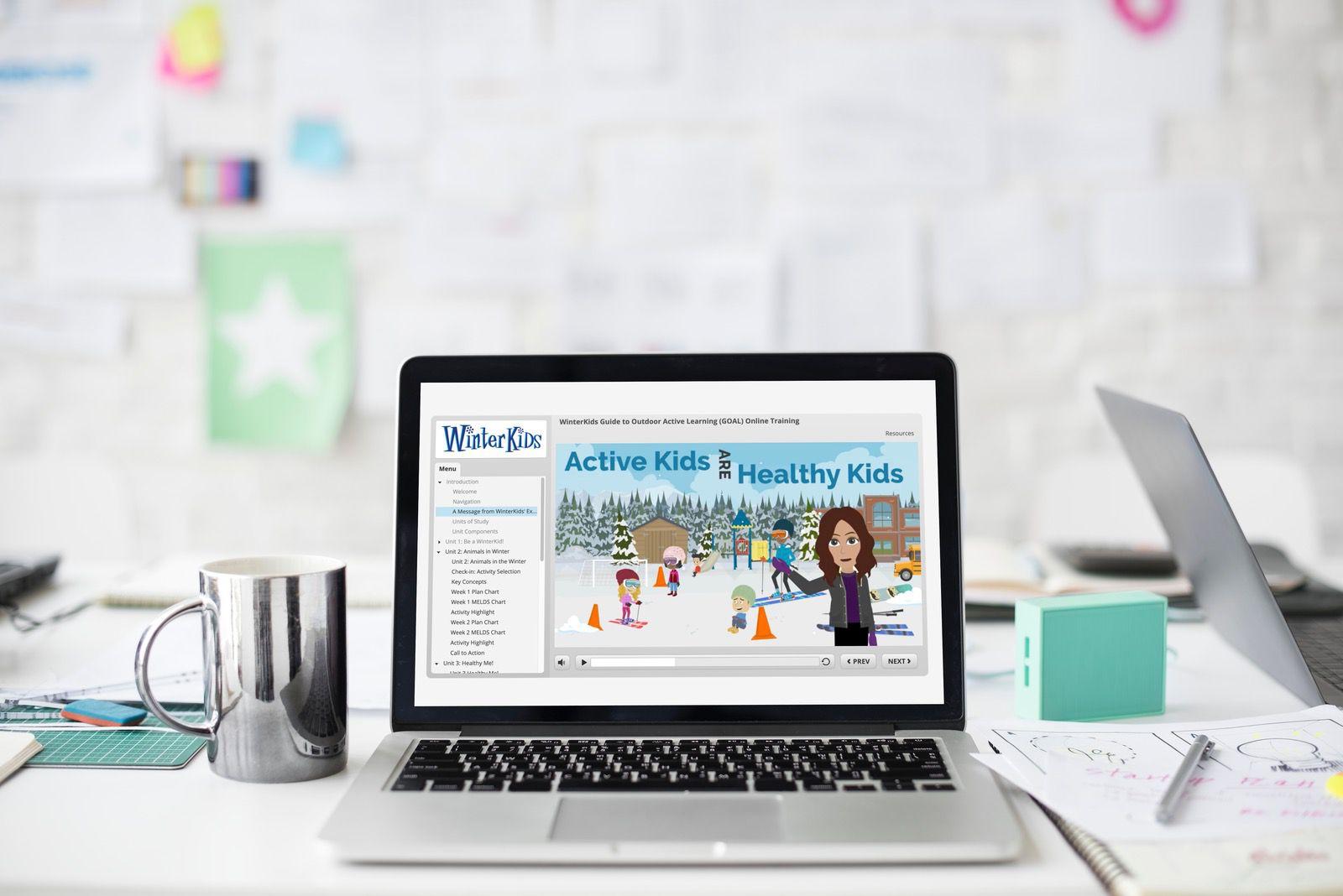 WinterKids Offering a FREE Spring Virtual Training for Preschool Teachers