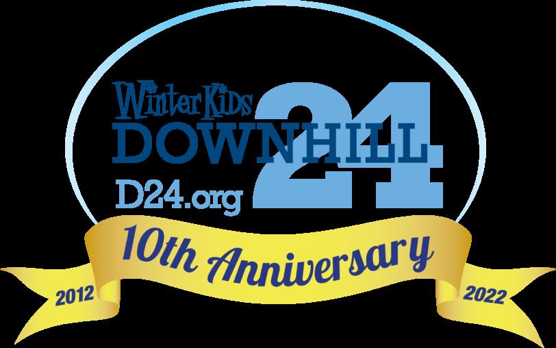 D24 logo 10th 4