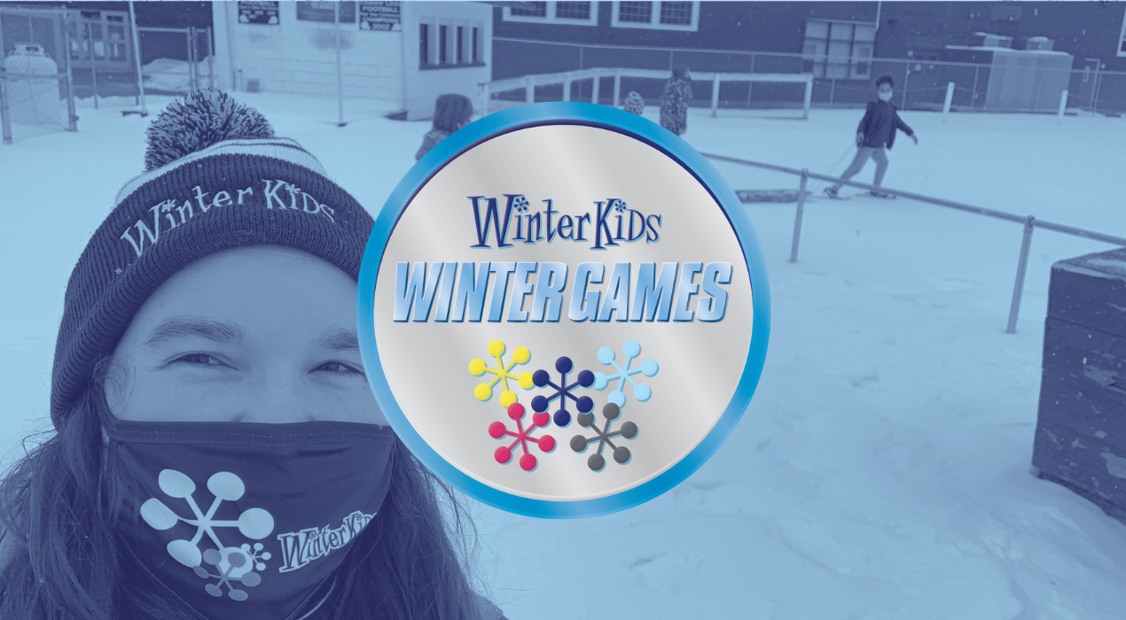 Winter Games 2022 Event Cover