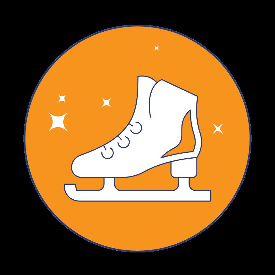 WinterKids App Activity Skate