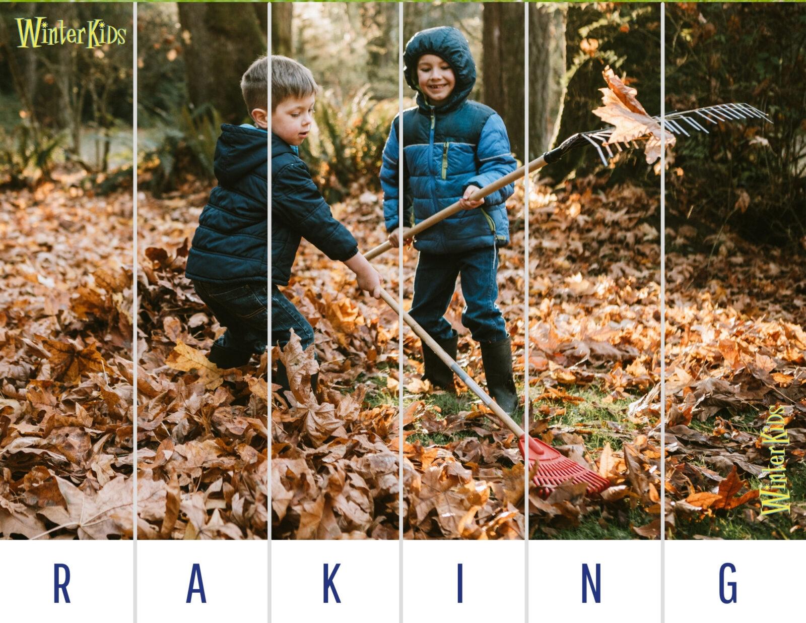 Autumn Fun Puzzles WinterKids 13
