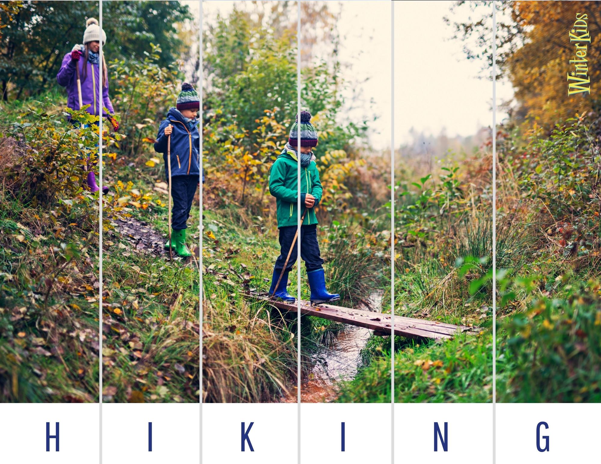 Autumn Fun Puzzles WinterKids 5