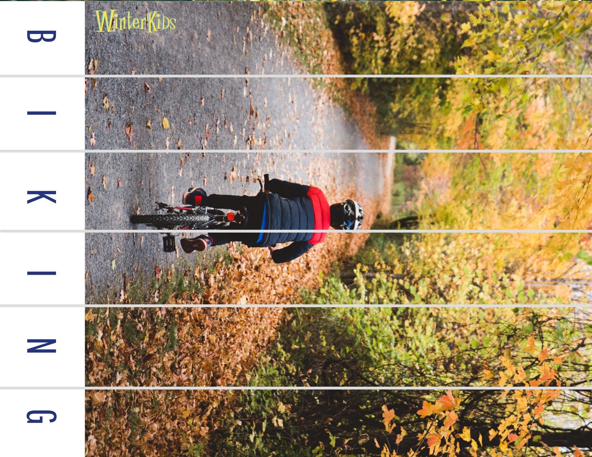 Autumn Fun Puzzles WinterKids 9
