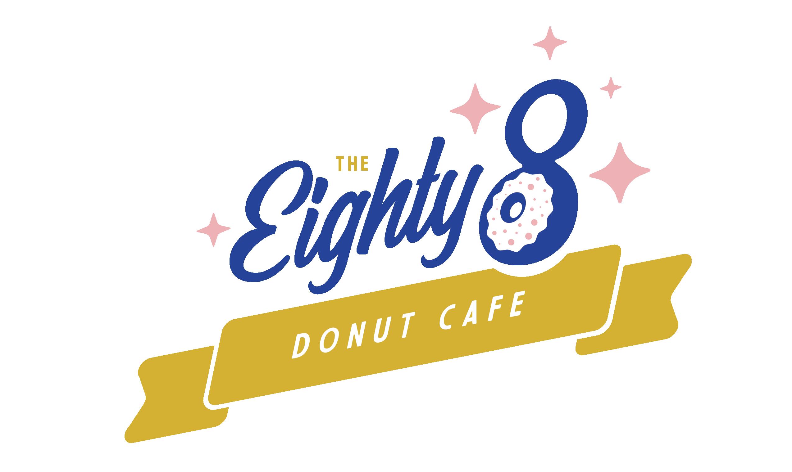 Eighty8 Logo